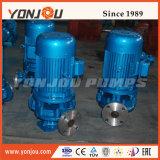 Pompa ad acqua centrifuga del motore marino verticale del ripetitore della conduttura dell'acciaio inossidabile