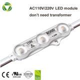 Nessun modulo del trasformatore di potere di bisogno AC220V LED