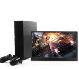 Ângulo de Visualização Completa 12,5'' monitor LCD portáteis para jogos