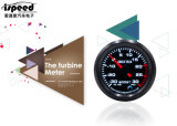 52мм для универсального 7 двухцветный светодиодный указатель бар Boost индикатор Car двигатель Pm индикатор высокой скорости электродвигателя 634-1
