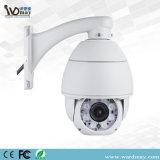 Wdm-kabeltelevisie Hisilision IRL Dual Steam H. 264 IP PTZ Camera
