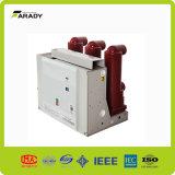 Tipo de instalação lateral 12kv 630UM 1250um vácuo de alta tensão interior Disjuntor Vb4