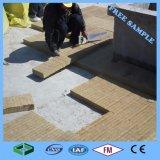 La laine de roche 50mm 120 kg/m3 de la laine de roche d'administration