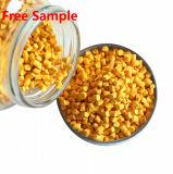 Masterbatch de color amarillo se corresponden con el estándar de la FDA