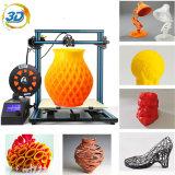 Plastic Machine FDM/3D Gloeidraad van de Steunen PLA/ABS /Wood/TPU van de Druk van de Printer
