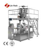 Macchina imballatrice rotativa automatica per la catena di imballaggio solida del granello