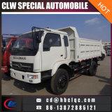 Shacman 6MT 8MT 9mt 10mt camion à benne basculante de benne basculante