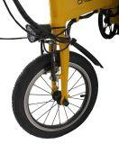 """14 """" Kenda 1029 타이어를 가진 Onebot T2 알루미늄 전기 접히는 자전거"""