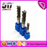4 Flutes Solid Carbide End Mills per Steel
