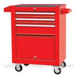 7 tiroirs portes, garage, banc de travail, métal, outils, armoire, roues