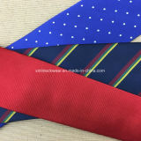 Tessile della cravatta tessuta jacquard della seta del cinese 100% di modo dell'uomo