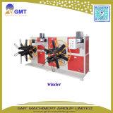 Machine d'expulsion en plastique de galerie pour câbles de pipe de faisceau de silicium de HDPE
