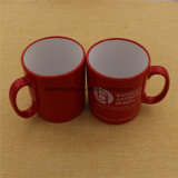 Изготовленный на заказ дешевая кружка кофейной чашки чая фарфора керамическая с логосом печатание