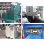 De enige Machine van de Ontvezelmachine van het Recycling van het Afval van de Schacht Plastic