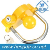 Yh9006 Heavy Duty Universal Coupler Hitch Trailer Lock