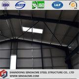 Sinoacmeは鉄骨フレームの研修会の構築を組立て式に作った