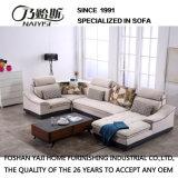 Sofa de loisirs de modèle moderne pour les meubles Fb1147 de maison de salle de séjour