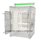 Super Quality Acrylic Parrot Cage Shenzhen Fabricant