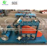 30nm3h Caudal 0.8 Presión de entrada Compresor de diafragma de gas de oxígeno