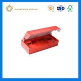 Rectángulo acanalado impreso a todo color de encargo al por mayor e flauta del fabricante (surtidor de China)