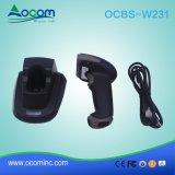 De draadloze 2D Handbediende Scanner van de Streepjescode