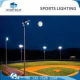 30m del estadio de cricket de postes de alumbrado exterior de la torre de iluminación del mástil alto