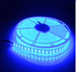 IP67 impermeabilizzano l'indicatore luminoso variabile della striscia 5m di Dsi LED di striscia dell'indicatore luminoso 5050 60SMD RGB di colore flessibile rigido esterno LED del PWB