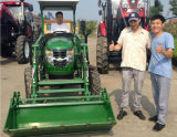 35HP 40HP 45HP landwirtschaftlicher Bauernhof-Traktor mit Cer-Vorderseite-Ladevorrichtung