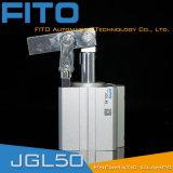 Liga de alumínio pneumática de Jgl com cilindro do ímã