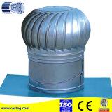 Tipo varredura da ventilação do aço inoxidável do telhado da chaminé do capuz