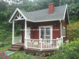 Ganancia baja alta calidad Buenas vacaciones con Mobile prefabricado / prefabricada Casa del envase / Villa