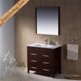 Module de bonne qualité moderne de Bath de vanité de salle de bains en bois Fed-1271 solide