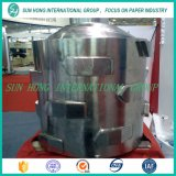 Rotor del triturador para el papel que reduce a pulpa en la industria de papel