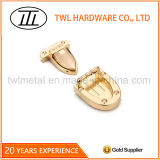 La coutume en forme de blindage métal brillant Appuyez sur pour les sacs de verrouillage