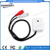 CCTV Micrófono para el sistema de vigilancia con bajo nivel de ruido (502C)