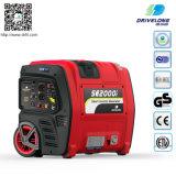 beweglicher Benzin-Generator des Inverter-2kw