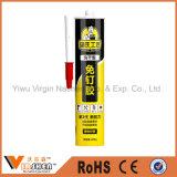 China Hot Selling Nail Free Glue Clear Liquid Nail Adhesive