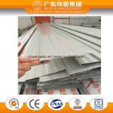 Profil en aluminium pour le guichet de glissement, bâti d'aluminium de guichet