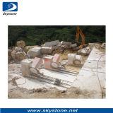 Steinschneidedraht-Sägemaschine für Marmorsteinbruch Bergbau