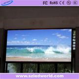 Aluguer de interior/exterior Die-Casting Cores de LED do painel da tela para publicidade (P3.91, P4.81, P5.68, P6.25)
