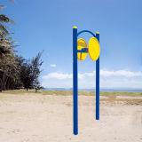 S en forma de mono Barras de acero gimnasio al aire libre