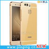 Аргументы за Huawei P9/P9 Lite телефона зеркала металла