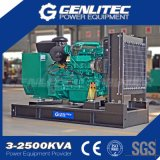 Abrir o tipo gerador do diesel da potência de 150kw 187kVA Yuchai