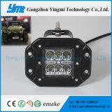 Lumières de lampe de travail d'endroit du CREE DEL 18W pour le Wrangler de jeep tous terrains