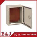 Gabinete elétrico de chapa metálica impermeável IP66