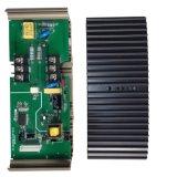 Aquecedor de radiação infravermelho com termóstato ajustável para painel de aquecimento