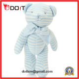 Oso azul de Jonited del oso del peluche de ASTM F963 para el bebé