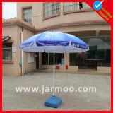 관례에 의하여 인쇄되는 휴대용 광고 우산
