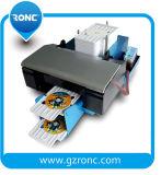 Stampante automatica del CD DVD per il disco dello spazio in bianco di stampa