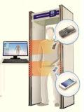 Detector de metales de Walkthoug para controlar el teléfono